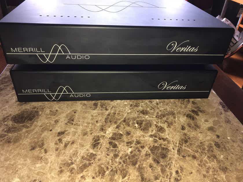 merrill Veritas MONOBLOCK POWER AMPLIFIERS
