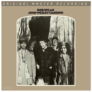 Bob Dylan - John Wesley Harding - MFSL 2LPs 45rpm Press...