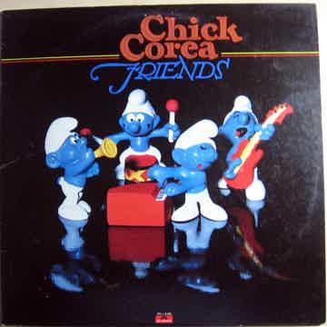 Chick Corea - Friends - 1978 Polydor PD-1-6160