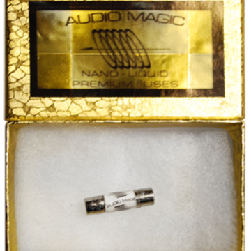 Audio Magic Beeswax fuse