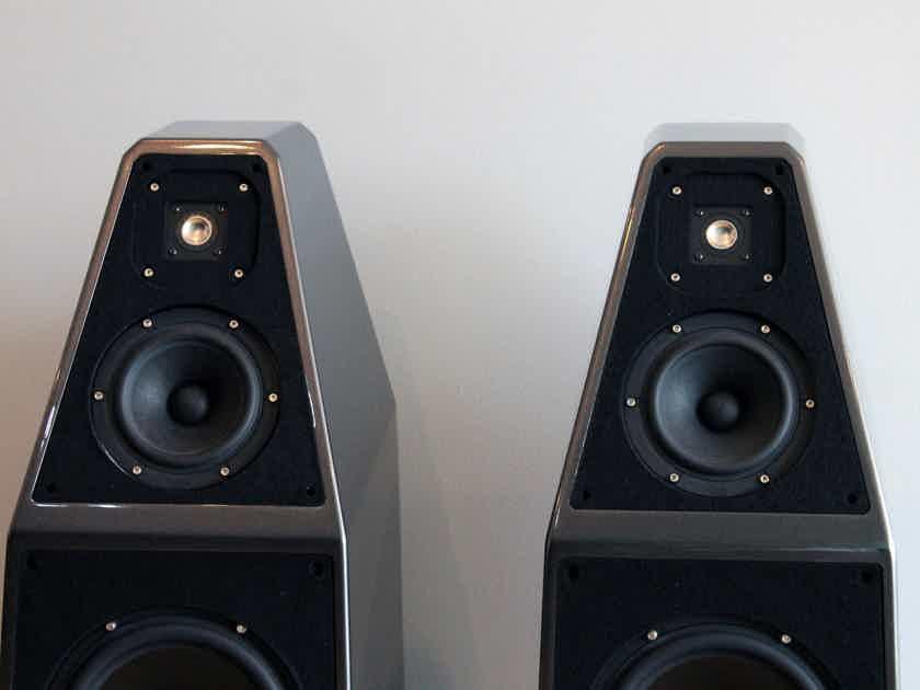 Wilson Audio Sophia 3 Loudspeakers in Galaxy Grey **SALE PENDING**