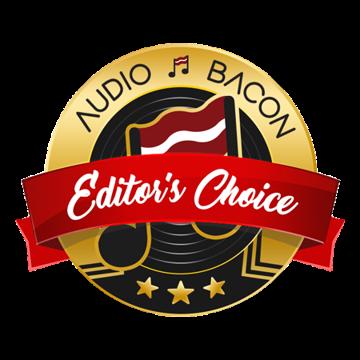 Audio Bacon Editor's Choice Award