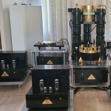 L200 Reference Tube Preamplifier