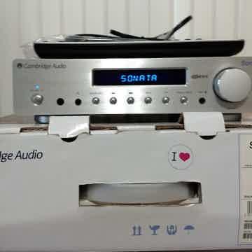 Cambridge Audio Sonata AR30 and DV30 both Silver version