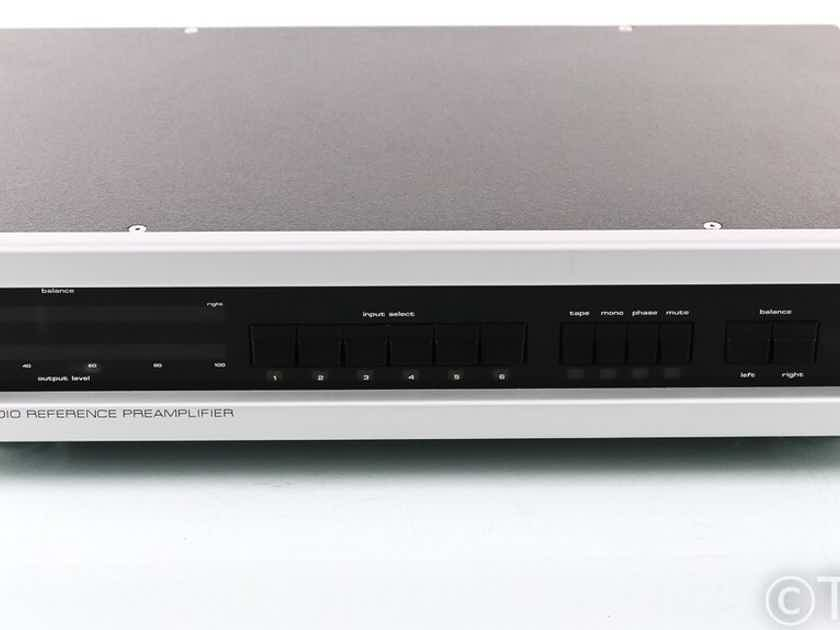 Spectral Audio DMC-30SV Stereo Studio Reference Preamplifier; DMC30SV; Remote (27426)