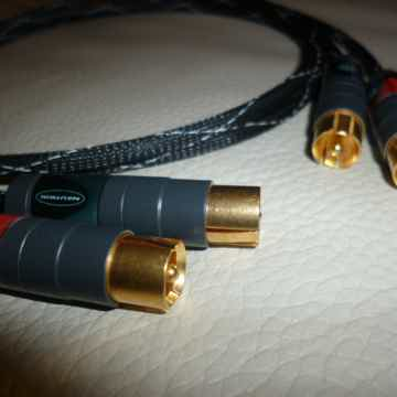 Schmitt Custom Audio Belden/Neutrik Profi RCA Interconnects