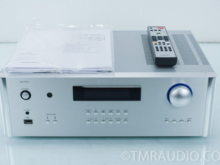 Rotel RA-1570 Integrated Amplifier; RA1570 (8793)