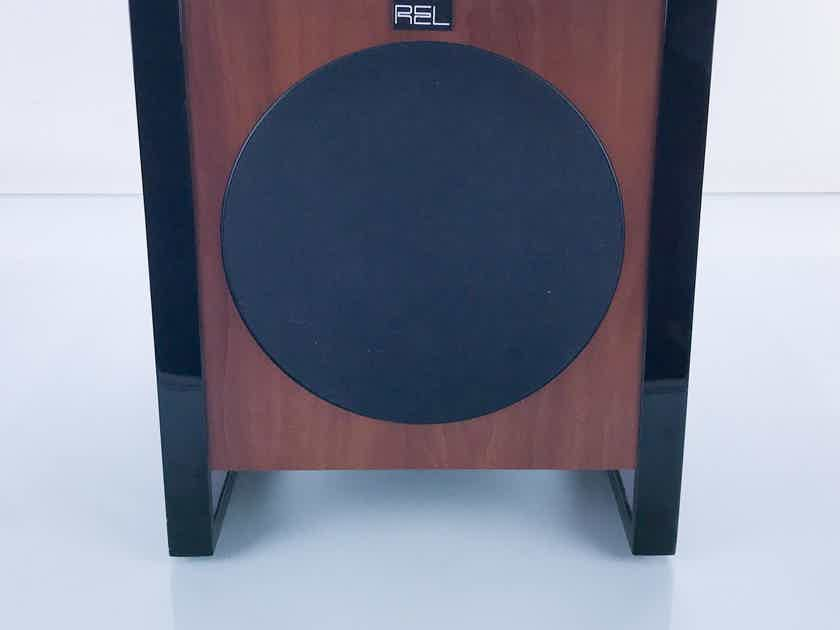 "REL T1 10"" Powered Subwoofer; T-1; AS-IS (Does Not Turn On) (18027)"