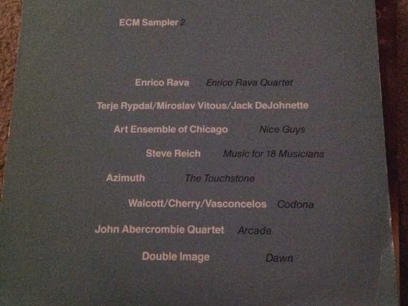 ECM Sampler - ECM Sampler 2 ECM Records Promo Sampler Vinyl LP NM