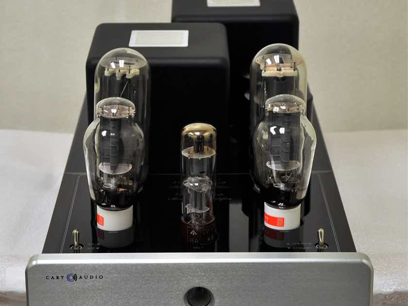 Cary Audio CAD-211 AE (3 monoblocks, extra tubes)