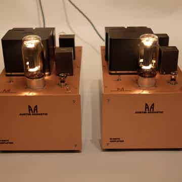 M-GM70 SET Monoblock Amps