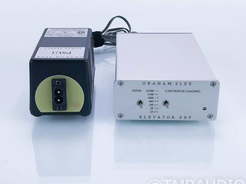 Graham Slee Elevator EXP MC Head Amplifier; Phono Pre-Preamplifier (16840)
