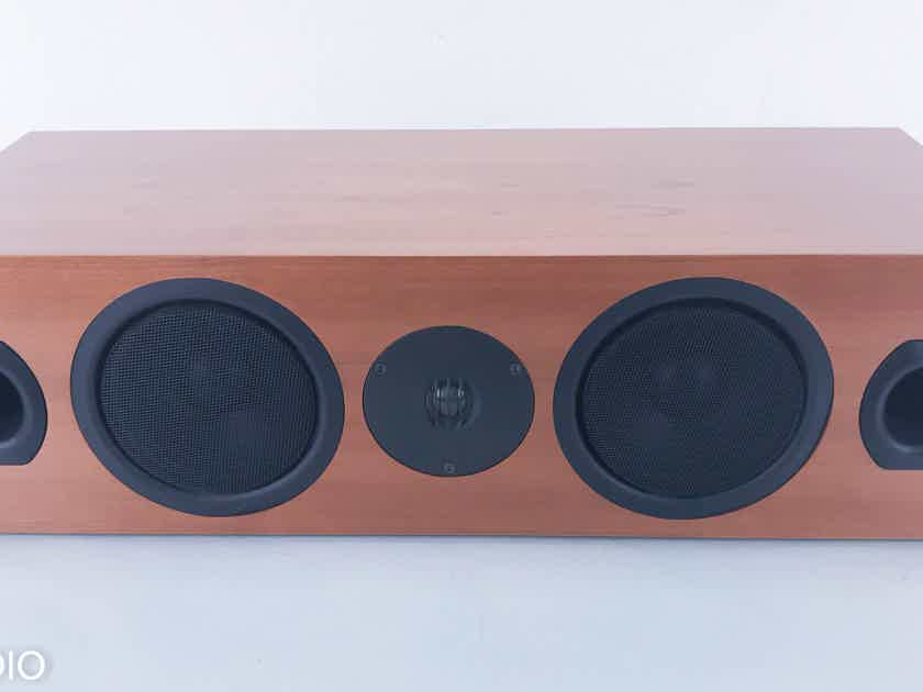 Linn Ekwal Center Channel Speaker; American Cherry (11214)