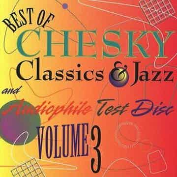 BEST OF CHESKY   CLASSICS & JAZZ & AUDIOPHILE TEST DISC...