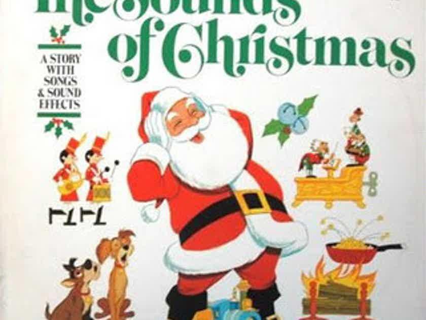 Walt Disney - The Sounds Of Christmas 1973 SEALED VINYL LP Disneyland Records 1348