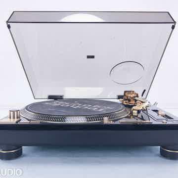 Technics SL-1200GLD Limited Edition Turntable