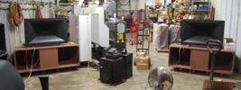 Klipsch K-402's on Super MWM bins