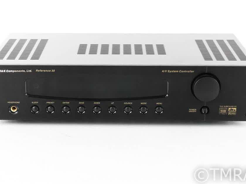 B&K Reference 30 7.1 Channel Home Theater Processor; Remote (22763)