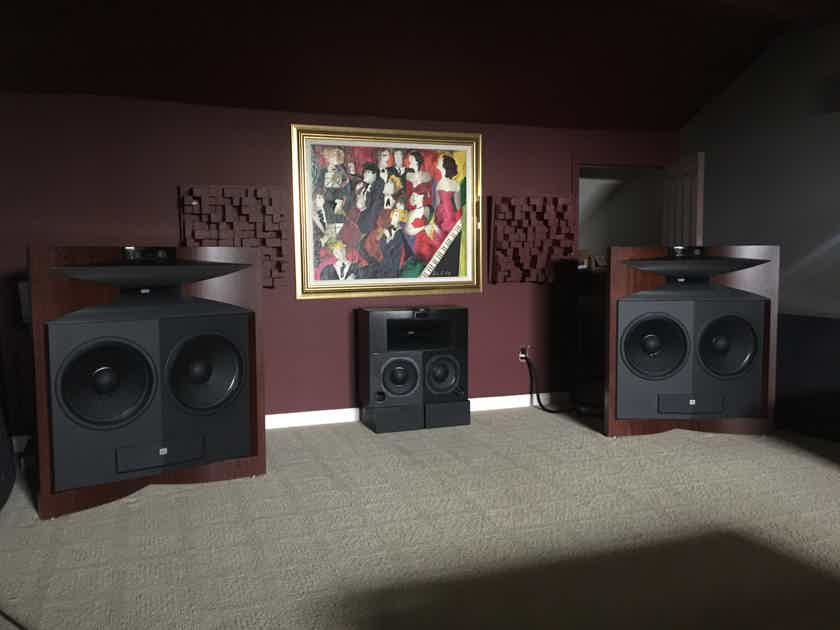 JBL Synthesis Everest 67000 & SK2-3300 Reference Speakers