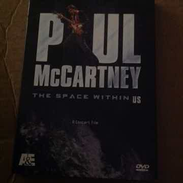 Paul McCartney - The Space Within Us DVD Region 1
