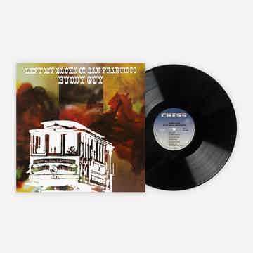 Buddy Guy Left My Blues in San Francisco, Vinyl Me Plea...