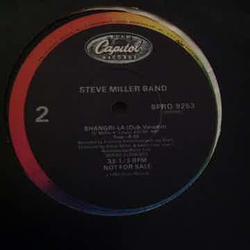 Steve Miller Band - Shangri-La Capitol Records Promo 12...