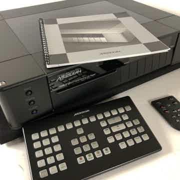 Meridian G08.2 - 24-Bit Upsampling CD Player with Dual ...