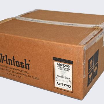 Mcintosh  MA 520
