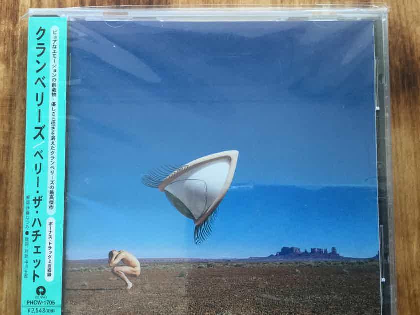 THE CRANBERRIES - Bury The Hatchet Japan CD
