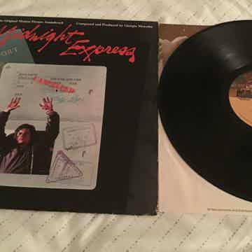 Giorgio Moroder Soundtrack Promo LP NM Midnight Express