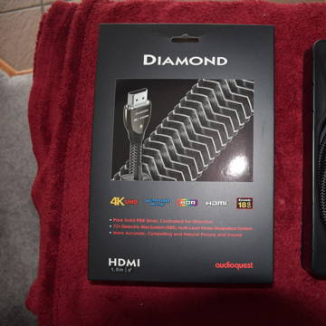 AudioQuest Diamond HDMI 1.5M