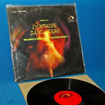 "BERLIOZ / Munch   ""Symphonie Fantastique"" -"
