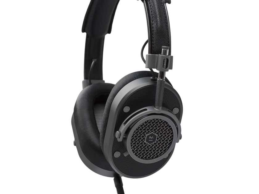 Master and Dynamic - MH40 Audiophile Dynamic Headphones - Free Shipping