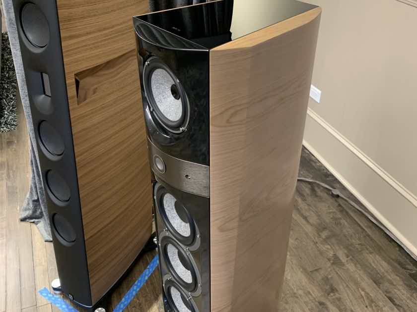 Focal Electra 1038 BE - Mint Customer Trade-In - Gorgeous Champagne Finish!!