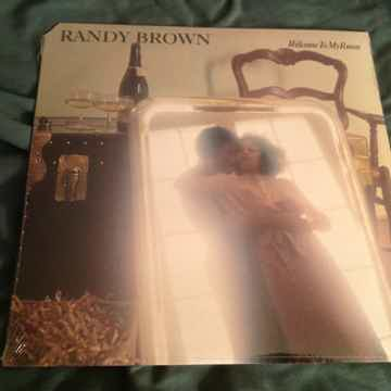 Randy Brown Welcome To My Room Sealed LP Parachute Casa...