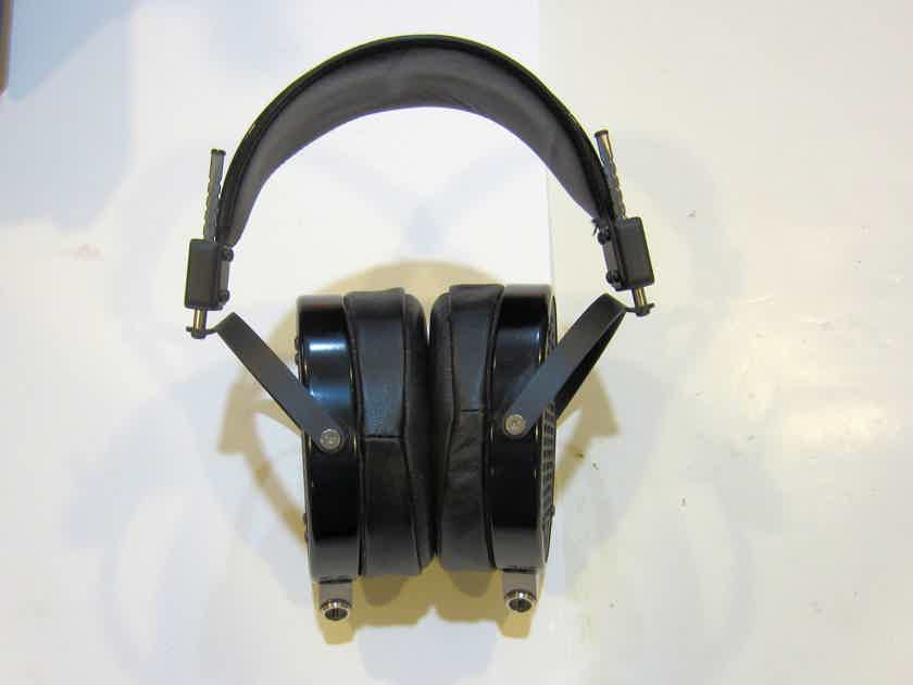 Audeze LCD-X w/ upgraded cable