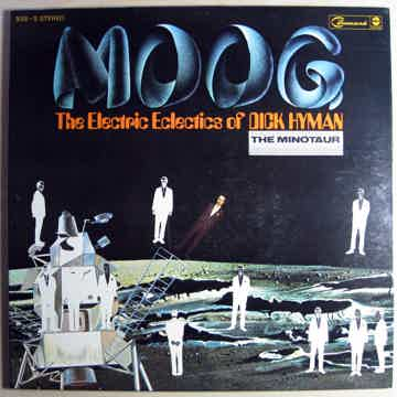 Dick Hyman Moog - The Electric Eclectics Of Dick Hyman