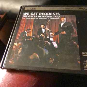 Oscar Peterson We Get Request FIM K2HD CD