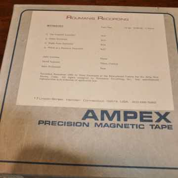 Andy Laverne - Mythology Production Tape