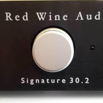 Red Wine Audio Signature 30.2