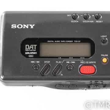 Walkman TCD-D7 Portable DAT Cassette Player