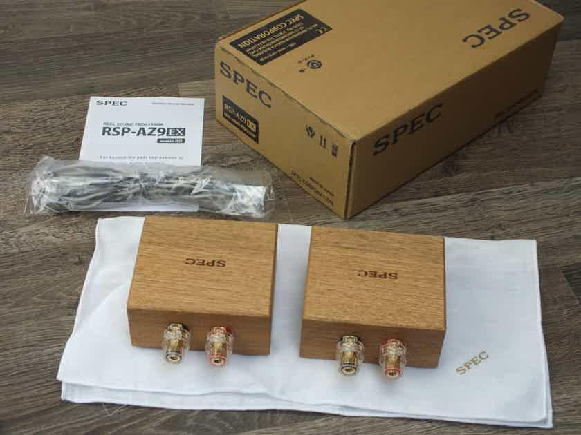 SPEC Corporation RSP-AZ9EX Real Sound Processors BRAND NEW