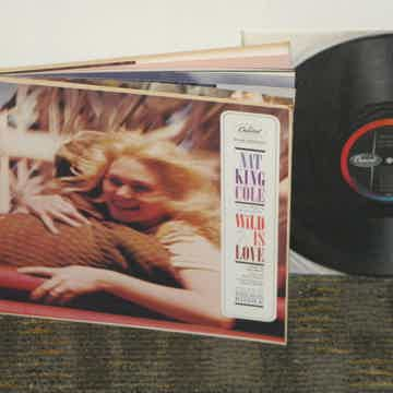 """Nat King Cole/Nelson Riddle """"Wild Is Love"""" STEREO"""