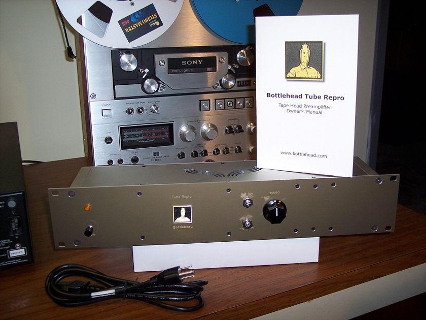 Bottlehead Tube Repro Amp Tape Pre Amp
