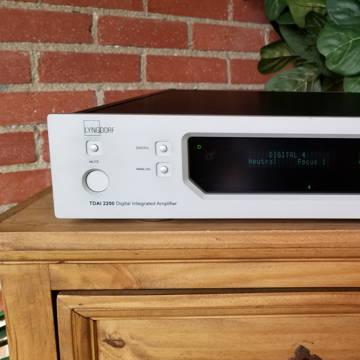 Lyngdorf Audio TDAI 2200