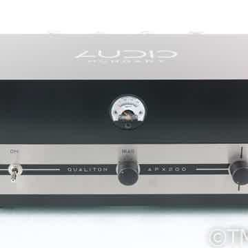 APX 200 Stereo Tube Power Amplifier