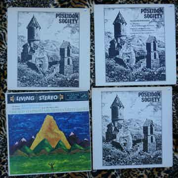 Hovhaness 4 LP
