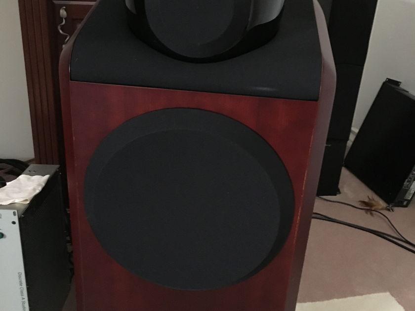 B&W  Nautilus 801 Hi-Res Monitor Speakers