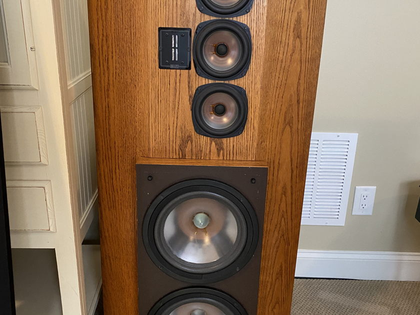 Infinity RS2 Speakers Excellent!  Trade Up/Down other Gear