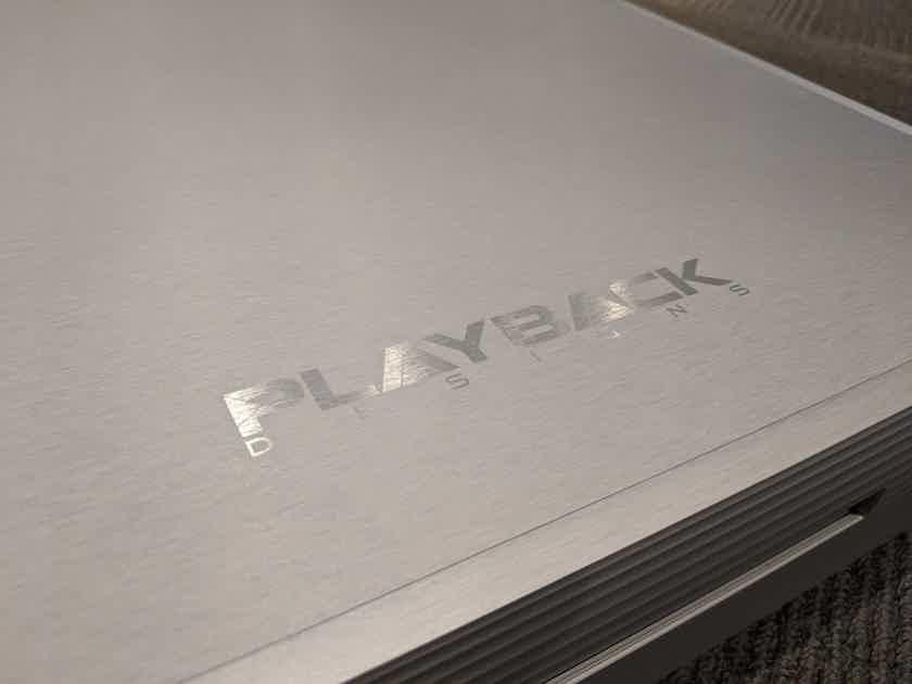 Playback Designs MPD-3 DAC